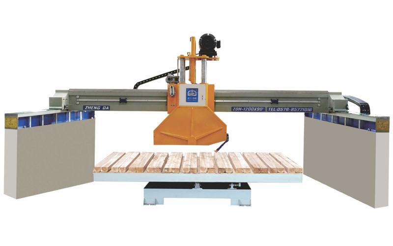 红外线桥式切割机(中切机) ZDH1200A/1600A