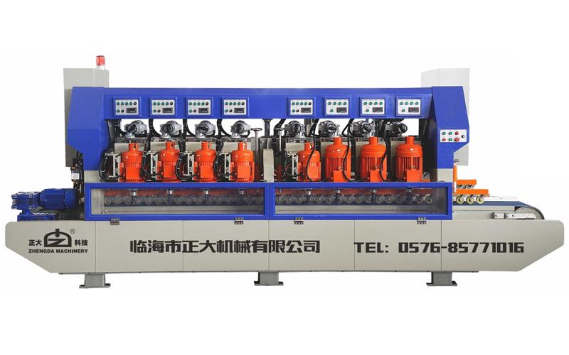 自动连续磨边机 ZDM-8